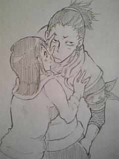 Shikamaru x Hinata Jn10