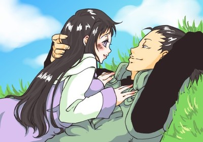 Shikamaru x Hinata Logshi22