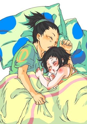Shikamaru x Hinata Logshi23
