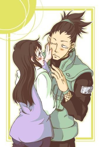 Shikamaru x Hinata Logshi24