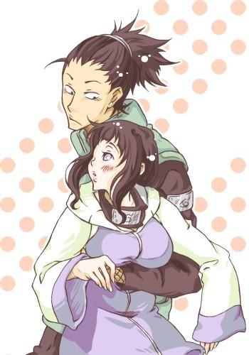 Shikamaru x Hinata Logshi25