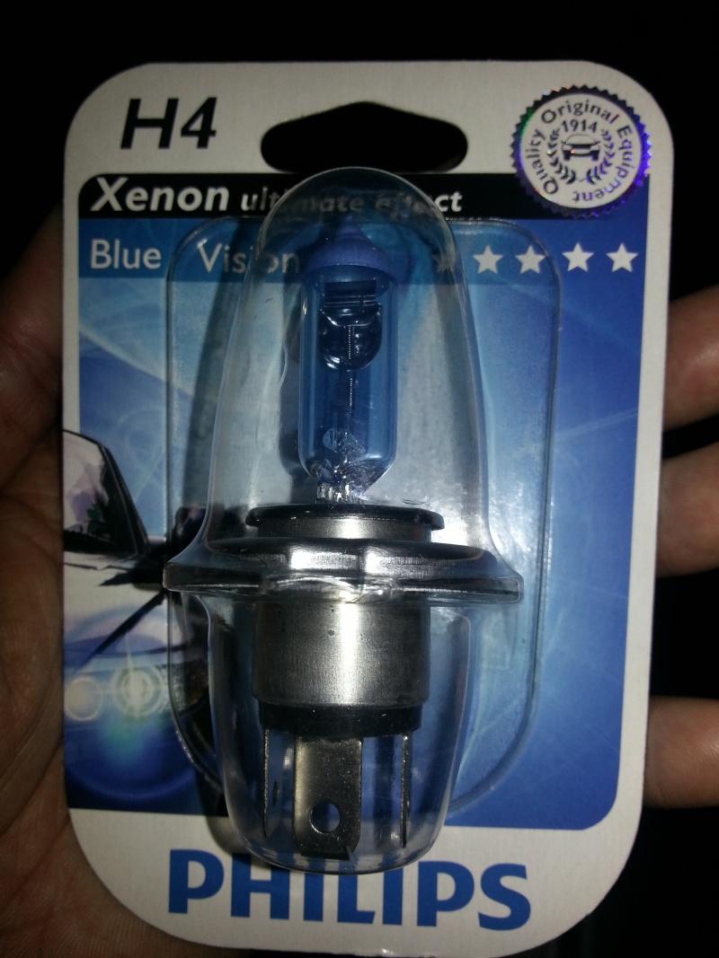 xenon Philips Blue vision ou Autre.. 20130511