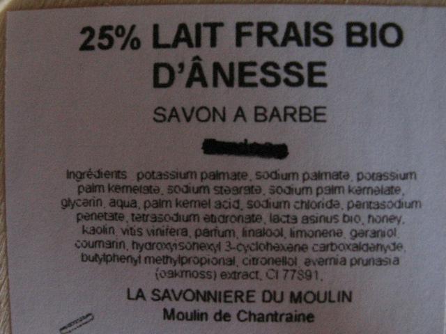 "Savon "" La savonnerie du moulin""  Img_0018"