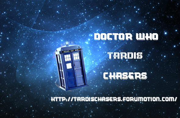 Doctor Who Tardis Chasers on Deviant aRT Dwtcwa10