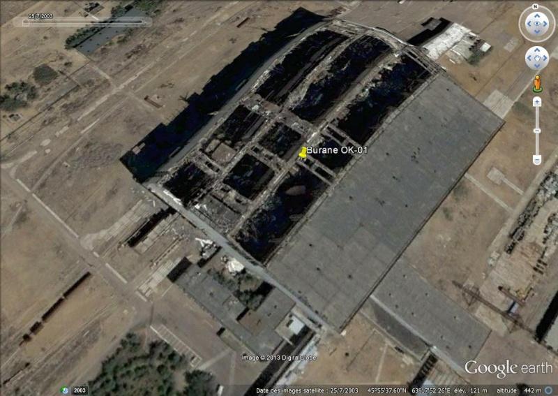 Bourane, la navette russe repérée dans Google Earth - Page 3 Burane10