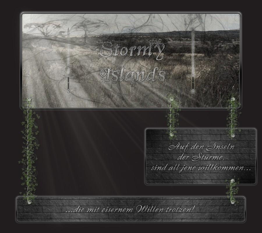 Stormy Islands
