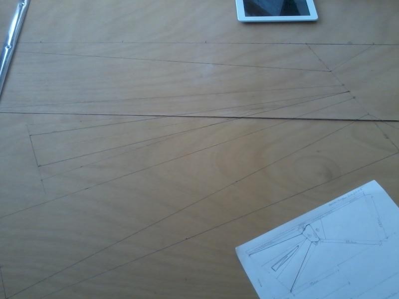 voila quelques photos de mon 1er revo made in home 2013-029