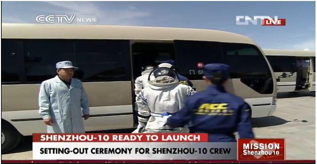 Lancement CZ-2F / Shenzhou-10 à JSLC - Le 11 Juin 2013 - [Succès] - Page 3 Capt_120