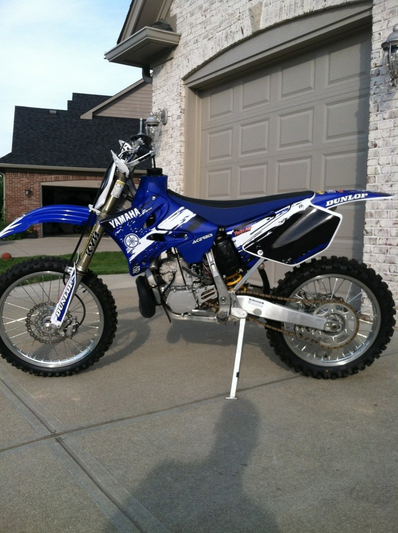 2012 YZ 250 for sale Img_1711