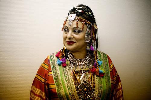 Tresors Amazigh, bijoux costumes mode Berbère Abouda10