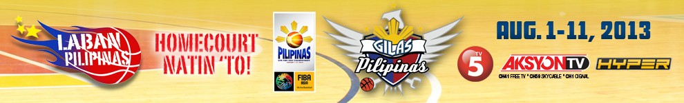 PBA Selection tests Gilas today Fiba9910