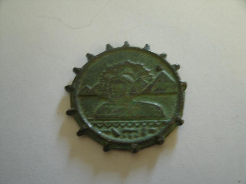 """Médaille souvenir """"Sphinx égyptien"""" Gedc0311"""