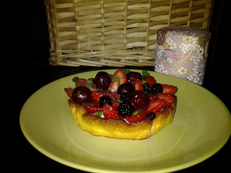 Photos et recettes des défis culinaires Defi210