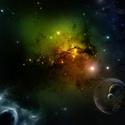 Weltraum Matten von Dacow Lostin10