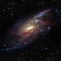 Weltraum Matten von Dacow Lostin12