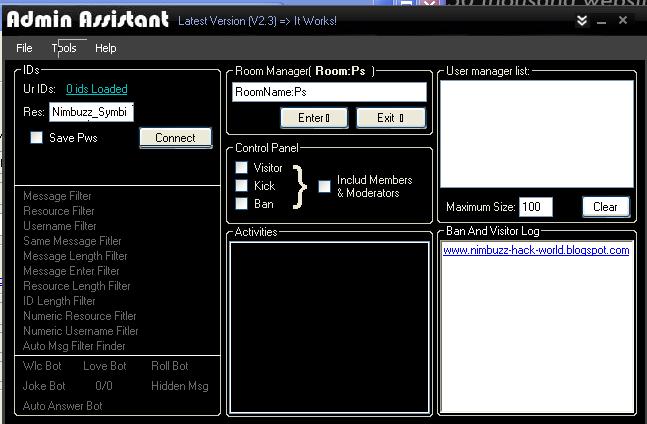 Admin Assistant V4.2.4 Captur10
