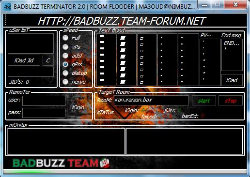 badbuzz terminator 2.0 Lop1010