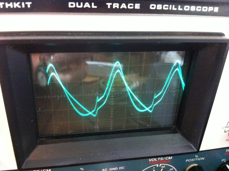 How to track down flawed sine wave in Leader LAG-125 oscillator Img_0211