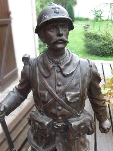 statue de soldat 00211