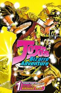 JoJo's Bizarre Adventure Cover10
