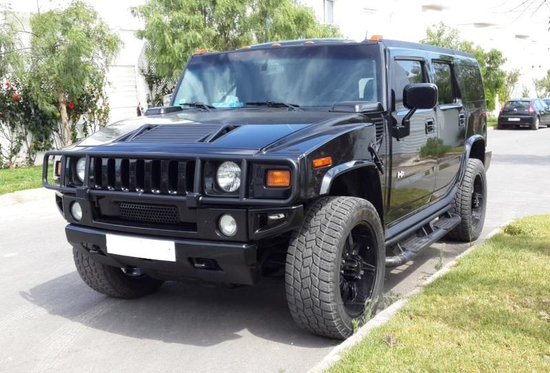 Hummer H2 2004  2013-010