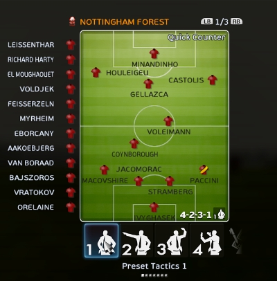 Return To Glory : Nottingham Forest 910a9f10