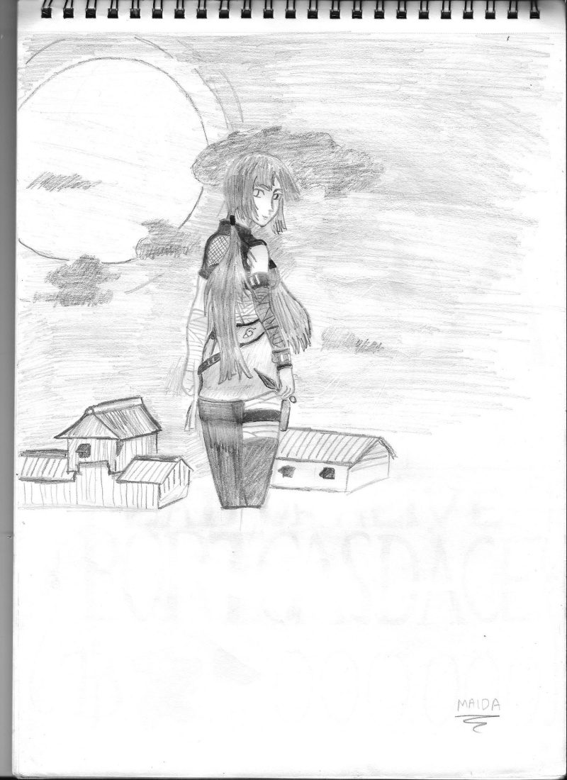 hinata kunoichi of the leaf! Hinata13