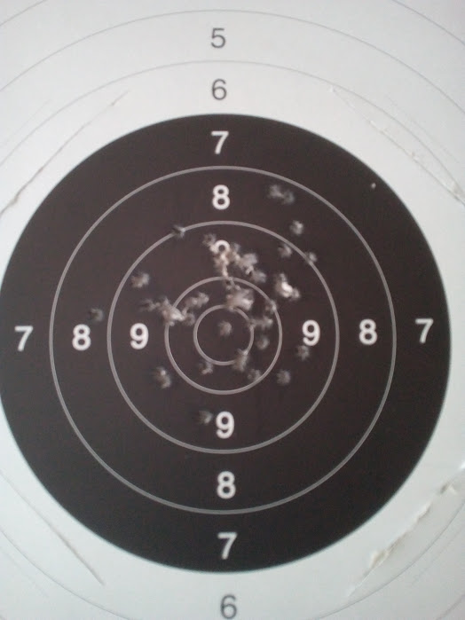 Carabine Uberti Winchester 1866 22lr tir à 50m Img_2016