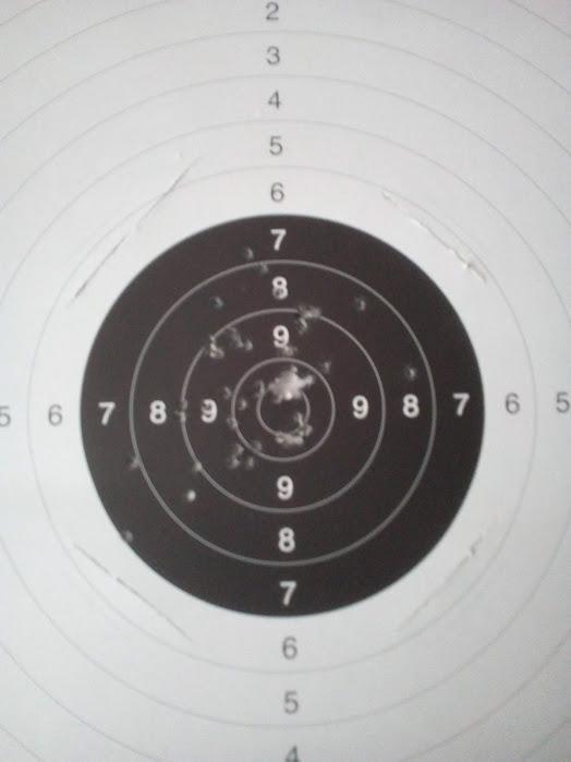 Carabine Uberti Winchester 1866 22lr tir à 50m Img_2017
