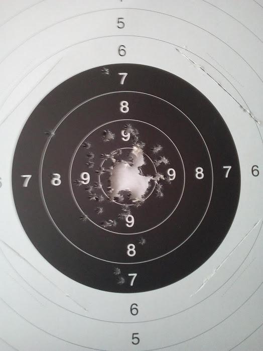 Carabine Uberti Winchester 1866 22lr tir à 50m Img_2020