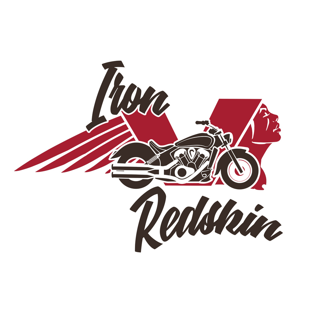 Iron Redskin (riders du 86) Ironre10