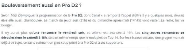 La NATIONALE saison 1 (2020/2021) Prod210