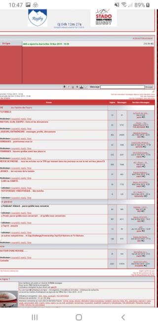 Le forum sur smartphone, tablette... Screen16