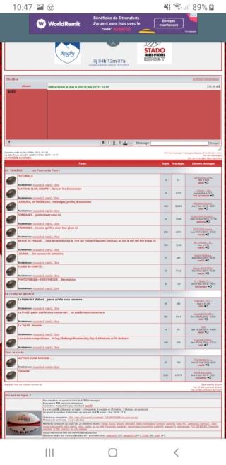 Le forum sur smartphone, tablette... Screen18