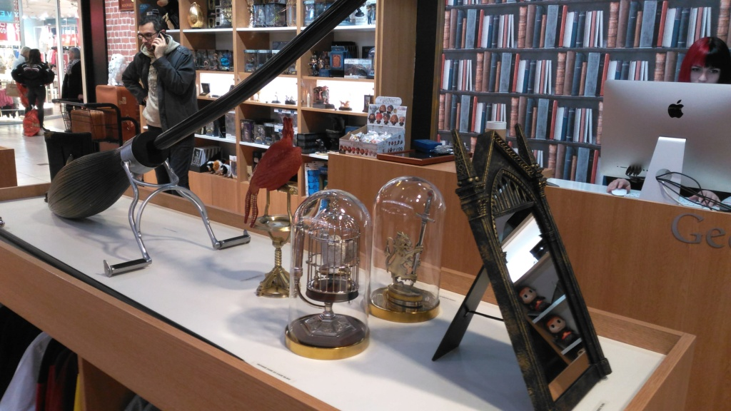Boutique GeekStore Harry Potter sur Toulouse P_201912
