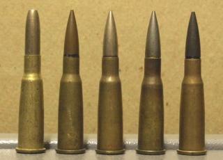 """8mm Lebel - Modifier """"N"""" 20852010"""