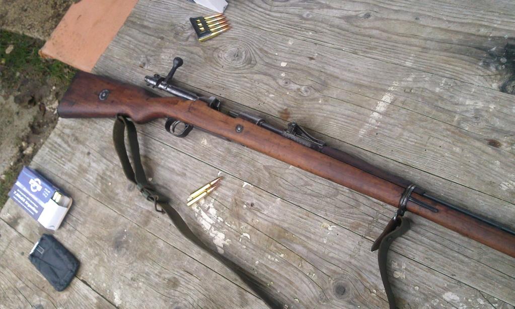 Le Mauser péruvien mle 1909 Photo101