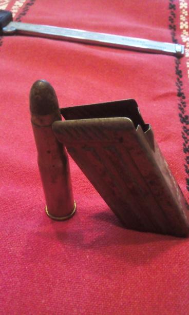 clip mannlicher 1886 Photo226