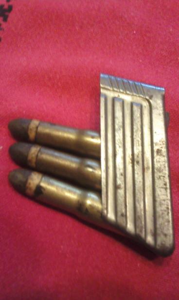 clip mannlicher 1886 Photo230