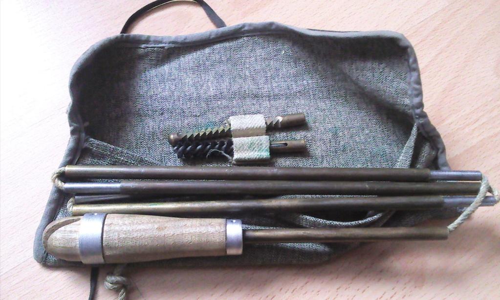 Accessoires pour fusil suisse  Photo472