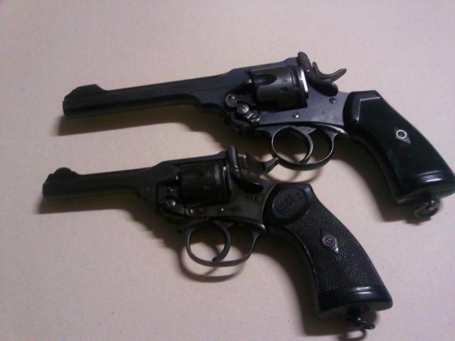 Revolver Webley MK VI - Page 3 Photo594
