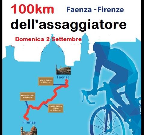 100 KM dell'assaggiatore - Faenza Firenze 100km10
