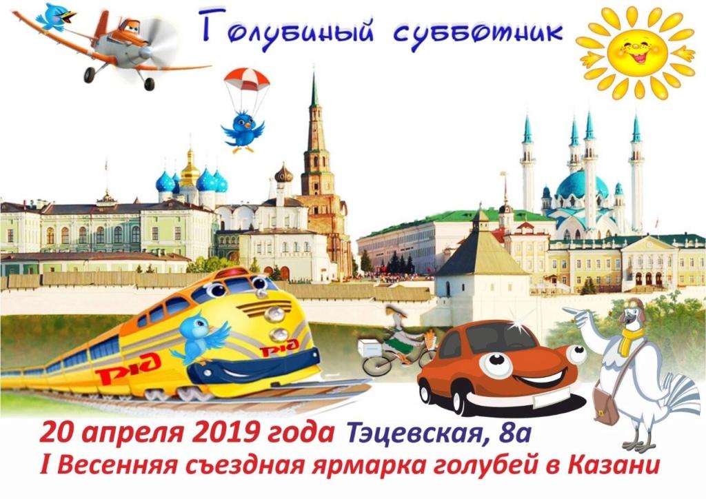 Выставка голубей в Казани Image10