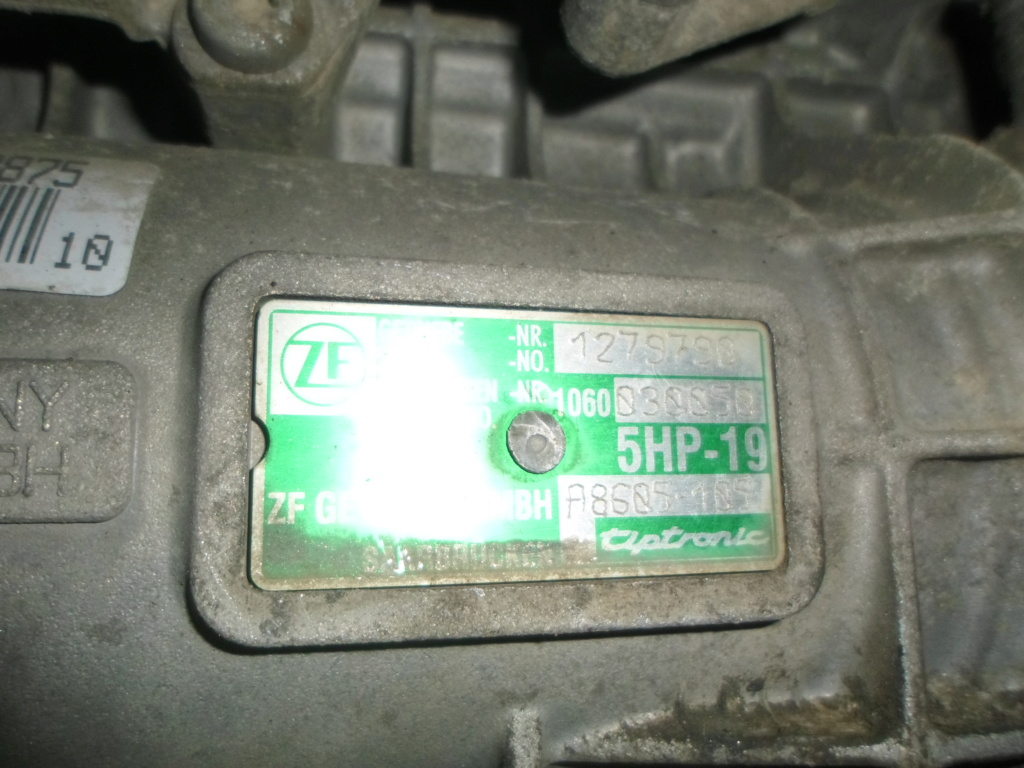 indicateur de rapport engagée boite auto Sam_0432