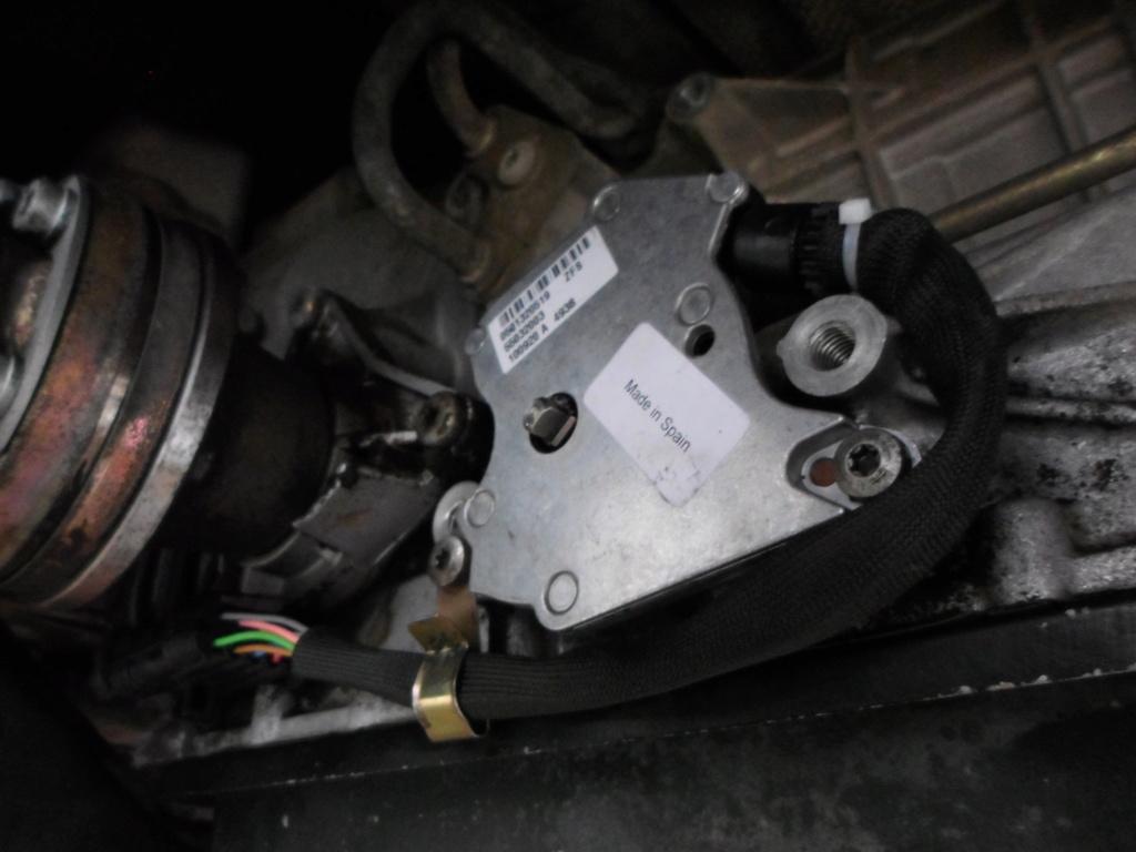 indicateur de rapport engagée boite auto Sam_0433