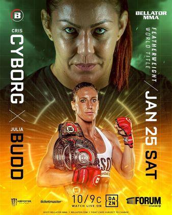 Bellator 238: Budd vs. Cyborg 70330010