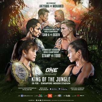 ONE Championship: King of the Jungle Eoda2h10