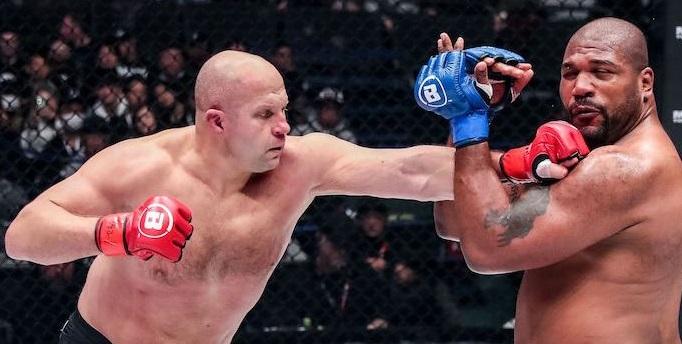 Global-MMA Heavyweight Rankings 2020 Fedor-10