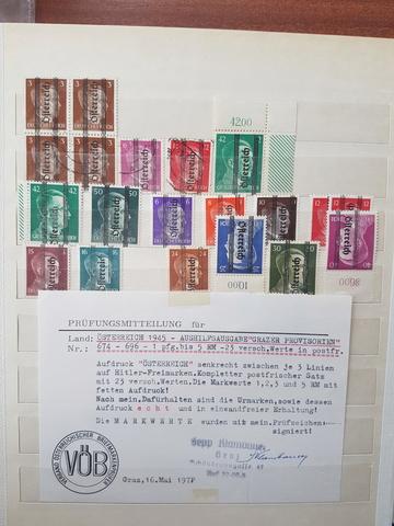 Großvaters exklusive Briefmarkensammlung 20170210