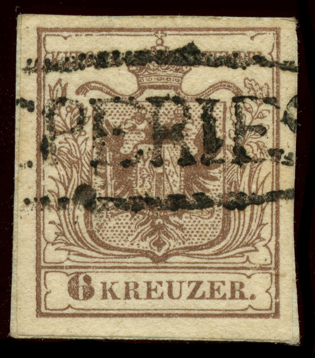 Die erste Österreichische Ausgabe 1850 - Seite 21 Ank_4_14